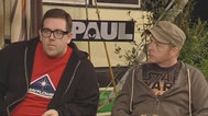 Paul: Simon Pegg and Nick Frost