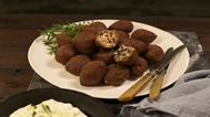 play [Lamb and kishk kibbeh recipe from Shane Delia's Spice Journey]