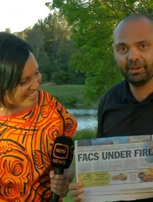 NITV News - Social housing residents in Dubbo receive 'racist' letter from government