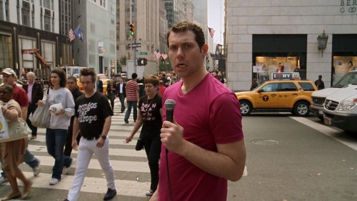 Billy On The Street S3 Ep3 - Billy Destroys A Car, with Neil Patrick Harris and Lindsay Lohan