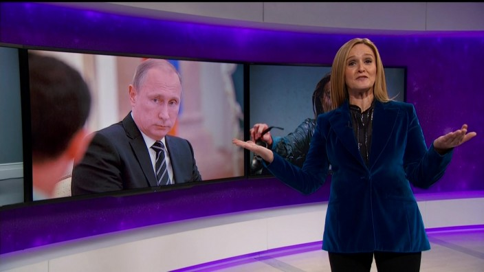 Full Frontal With Samantha Bee S1 Ep33