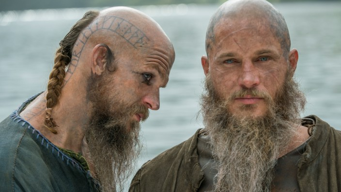 Vikings S4b Ep11 - The Outsider