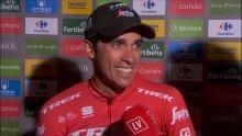 La Vuelta 2017: Contador interview