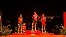 La Vuelta 2017: Stage 21 Chris Froome speech