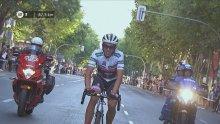 La Vuelta 2017: Contador lap of honour