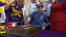 The Starlight Children's Foundation today granted its 10,000th wish