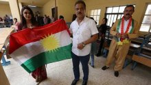 Iraqi Kurds defy Baghdad in historic independence vote