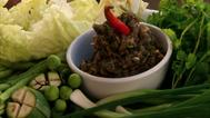 Khmer fish salad recipe