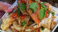 Tamarind crab recipe