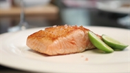 Perfect grilled salmon recipe